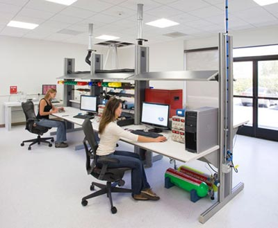 Success Stories | Lab Design Critical to Modern R&D | IAC