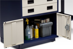 Cabinet Storage - Workmaster Workbench